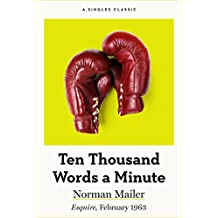 Ten Thousand Words a Minute (Singles Classic)