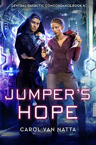 Empire Jumper (Jumper's Hope: Central Galactic Concordance Book 4)