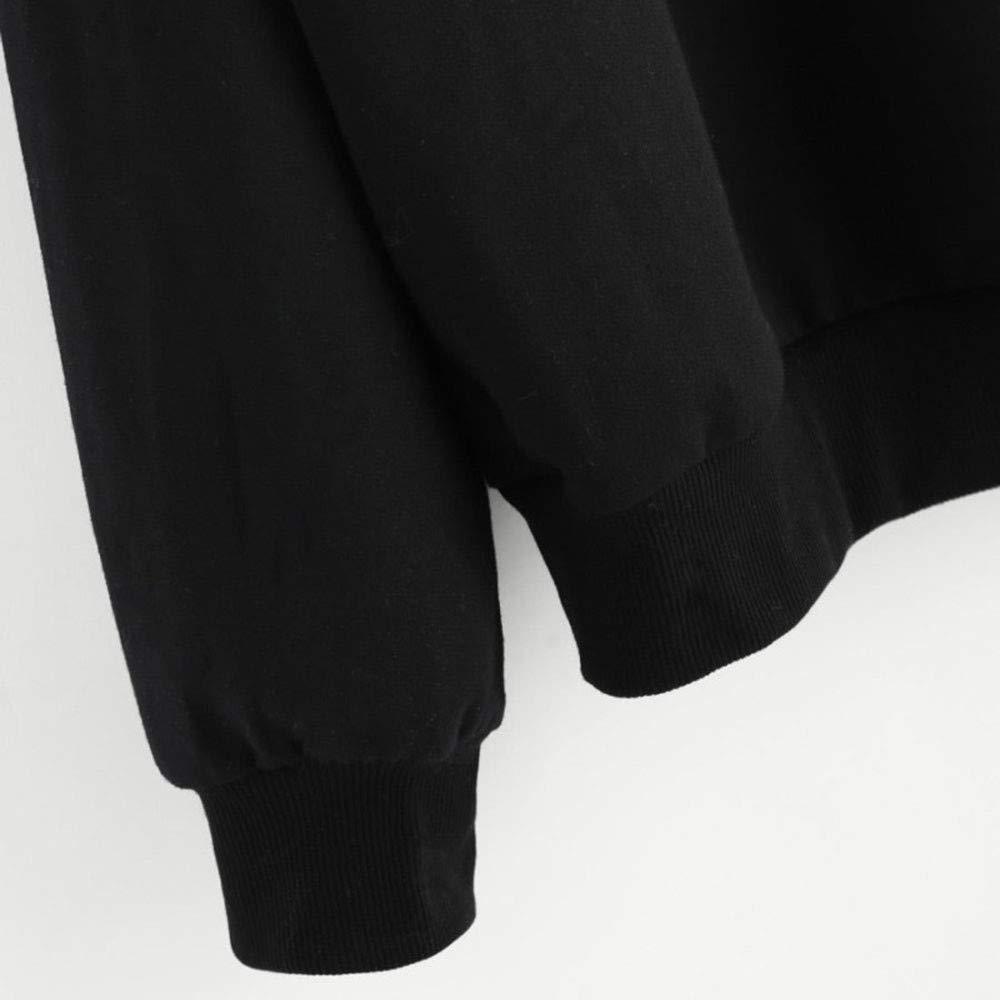 Cat Sweaters for Women Womens Cat Print Sweatshirt Long Sleeve Loose Pullover Shirt