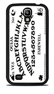 Espíritu Junta Negro carcasa de silicona para Samsung Galaxy S4