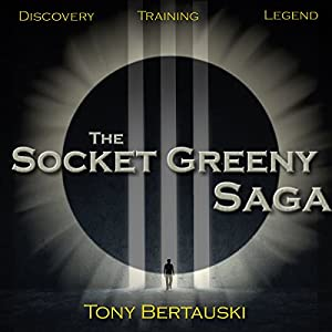 The Socket Greeny Saga Audiobook