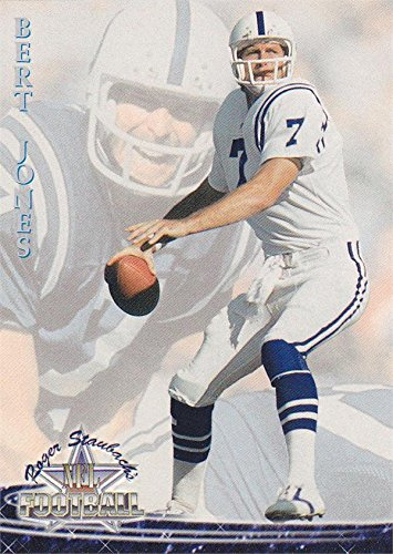 Bert Jones Football Card (Baltimore Colts) 1994 Ted Williams Card Co. #5 Quarterback