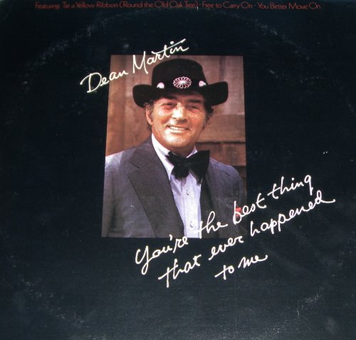 [LP Record] Dean Martin - You're the Best Thing That Ever Happened To Me