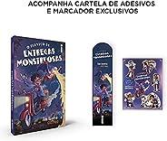 O Serviço De Entregas Monstruosas - Acompanha Cartela De Adesivos E Marcador Exclusivos