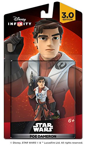 [BEST SELLER Disney Infinity 3.0 Edition: Star Wars Poe Dameron Figure] (Homemade Disney Character Costumes)