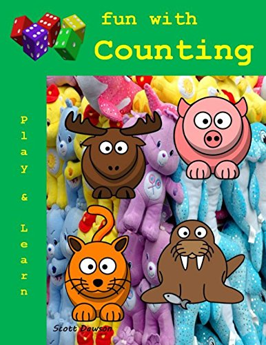 Download Fun with Counting: A great counting and naming of animals book, simple pictures for young children pdf