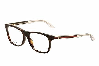 77710cc4f89 Amazon.com  Gucci eyeglasses GG 3725 WZ3 Acetate Havana - Crystal  Shoes