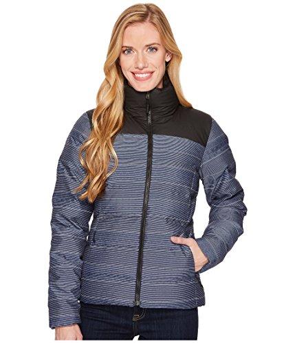 The North Face Nuptse Jacket Urban Navy Multi Women's Jacket (M)