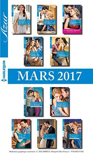 10 romans Azur + 1 gratuit
