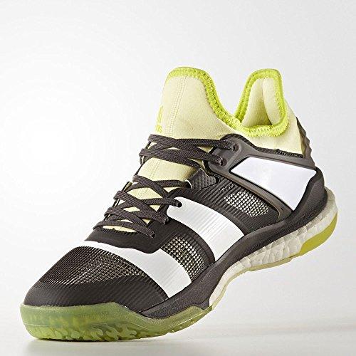 X amahie Noir Handball neguti W Femme Chaussures De 000 Stabil ftwbla Adidas 6Avwx5A