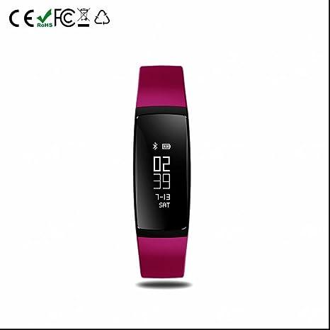 Monitores de Actividad Relojes Deportivo Fitness Bluetooth,Rastreador de Ejercicios,multideporte,Sensor de