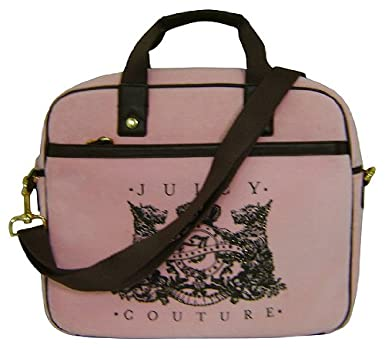 Image Unavailable. Image not available for. Colour  Juicy Couture Nardels  Velour Laptop Case ... e605ceca34fa