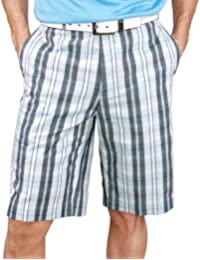 Mens Plaid Madras Shorts #1847