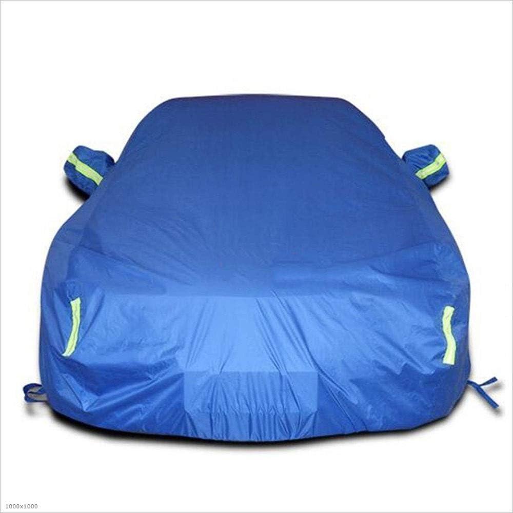 DONGLIAN Qichehzao Compatible with Alfa Romeo Giulia, Outdoor Car Cover, Sun Protection, Snow, Dust, Scratch, Customizable