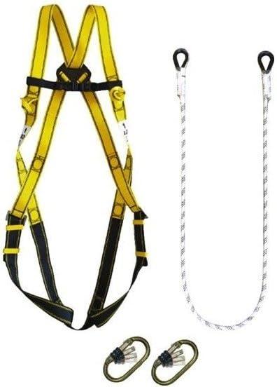 levac 3616 KIT1 Kit Nacelle – Arnés de seguridad/cuerda de ...