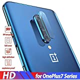 True Desire Unbreakable Flexible Anti Glare Camera Protector for OnePlus 7 Pro with Anti-Scratch High Transparency and 9H Hardness(Buy 1 Get 1 Free)
