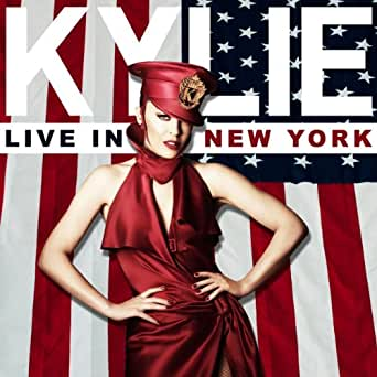 Amazon.com: Kylie Live In New York: Kylie Minogue: MP3 Downloads