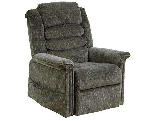 Catnapper Soother 4825 Power Full Lay-Out Lift Chair Recliner with Heat and Massage - Woodland