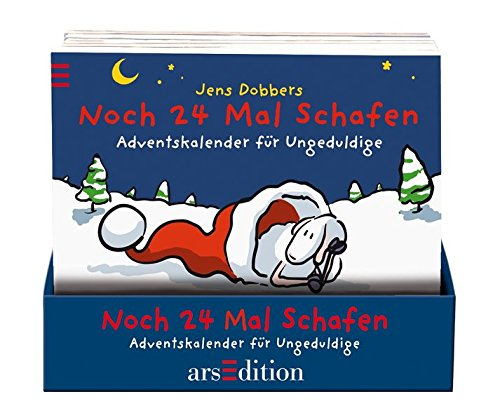 Display Noch 24 Mal schafen: Jens Dobbers