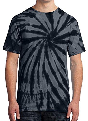 GoldenGateTees Tie Die T-Shirt Black L