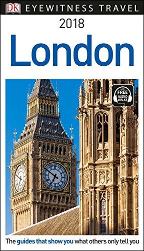 - DK Eyewitness Travel Guide London: 2018