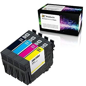 Amazon.com: OCP Remanufacturado cartucho de tinta XL ocp-288 ...