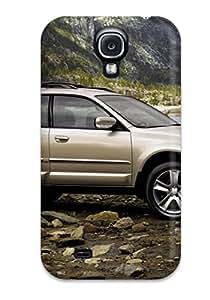 Flexible Tpu Back Case Cover For Galaxy S4 - Subaru Outbacks 17