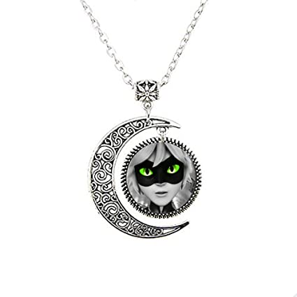Amazon Com Arrival Magical Ladybug Necklace Adrien