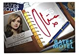 2016 BATES MOTEL Season 2 Autograph Olivia Cooke as Emma Decody #AOC1