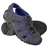 Mountain Warehouse Trek Womens Shandal Beach Shoes -Summer Shoe Sandals Dark Purple 8 M US Women