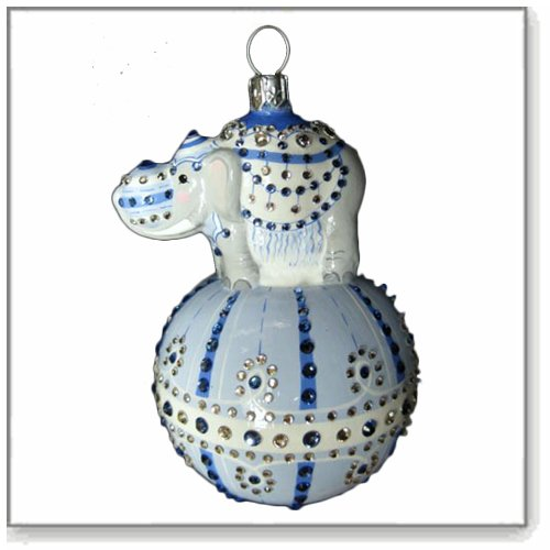 Patricia Breen Christmas Ornaments, Majestic Orb, 2009