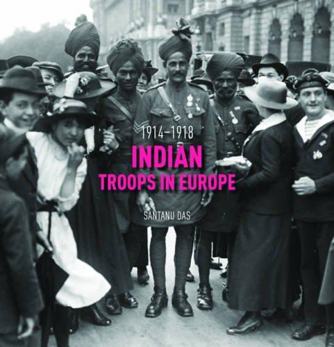 Download Indian Troops in Europe: 1914-1918 pdf