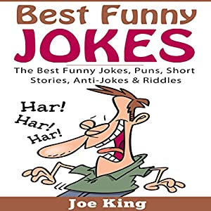 Best Funny Jokes Audiobook