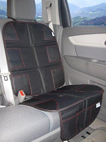 [해외]자동차 시트 보호 장치 (2 팩) Luliey Car Back 시트 커버 (어린이 및 유아용 자동차 좌석 및 개용) - 자동차 차량 보호용 실내 장식품/Car Seat Protector (2-Pack) By Luliey Car Back Seat Cover Pad for Child and Baby Car Seats and Dog Mats ...