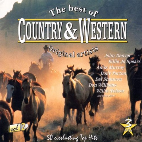 Price comparison product image Best of Country & Western, Vol. 2