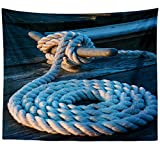 Westlake Art - Wall Hanging Tapestry - Rope Hardware - Photography Home Decor Living Room - 26x36in