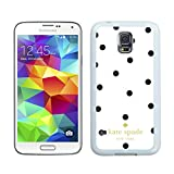 Samsung Galaxy S5 G9008V Kate Spade White 006 screen phone case durable and newest design
