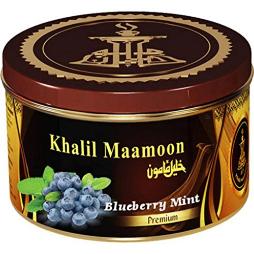 Price comparison product image Khalil Mamoon-- BLUEBERRY MINT-- FLAVOR--250gram