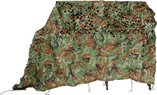 8' Camo (Modern Warrior Hunting & Tactical Net, 8 x 5', Camouflage)