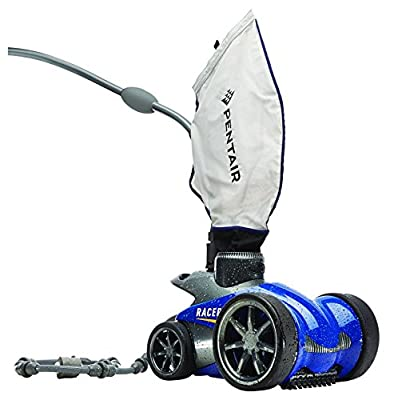 Pentair 360228 Kreepy Krauly Racer Pressure-Side Inground Pool Cleaner by Pentair
