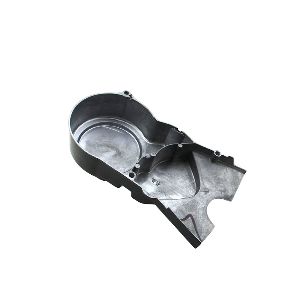 XLYZE Black Left Engine Stator Cover For 50cc 70cc 90cc 110cc 125cc Dirt Pit Bike Honda CRF50 XR50