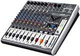 #4: Behringer XENYX X1222USB Premium 16-Input 2/2-Bus Mixer with 1 Year EverythingMusic Extended Warranty Free