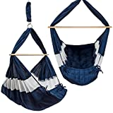 DuneDesign Baby Hammock 70x36x94cm newborn swing chair suspended cradle bed Blue