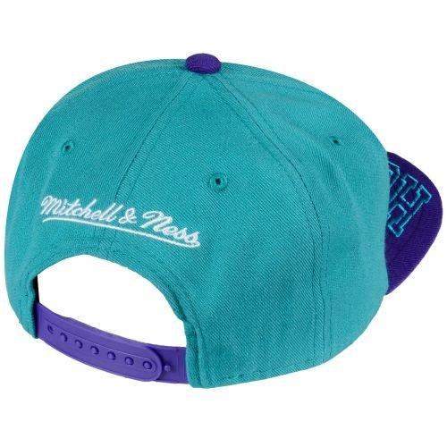 hombre amp; para violet béisbol de Mitchell Gorra Ness turquoise Turquesa Owqg7ga