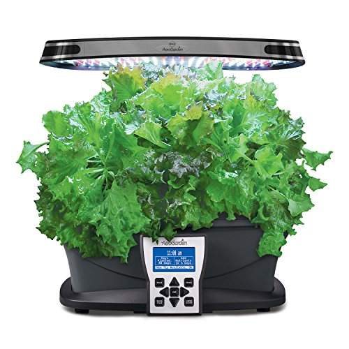 Miracle Gro AeroGarden Ultra LED With Gourmet Herb Seed Pod Kit