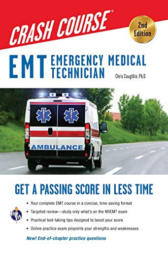 EMT Crash Course with Online Practice Test, 2nd