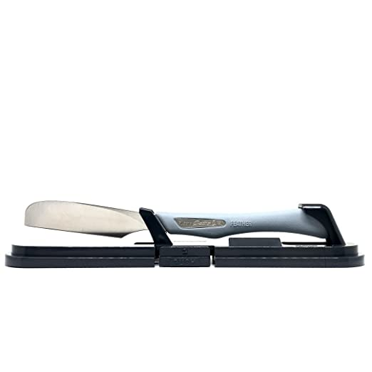 Feather DX Japanese Straight Handle Razor