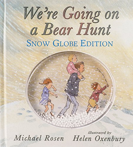 We're Going on a Bear Hunt: Snow Globe Edition]()