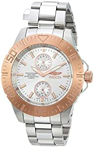 Invicta 14057SYB Pro Diver Two Tone Stainless Steel Watch for Men