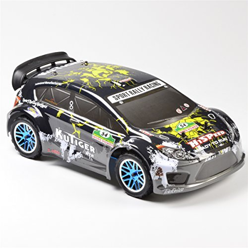 Rally Sports Car - 1/10 Off-road Nitro Car Powered Sport Rally Racing RC Car 4WD 18CXP Engine No.94177 Sold By Zerohobby